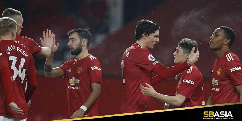 MU Lebih Berpeluang Juara EPL Bersama Solskjaer Ketimbang Mourinho