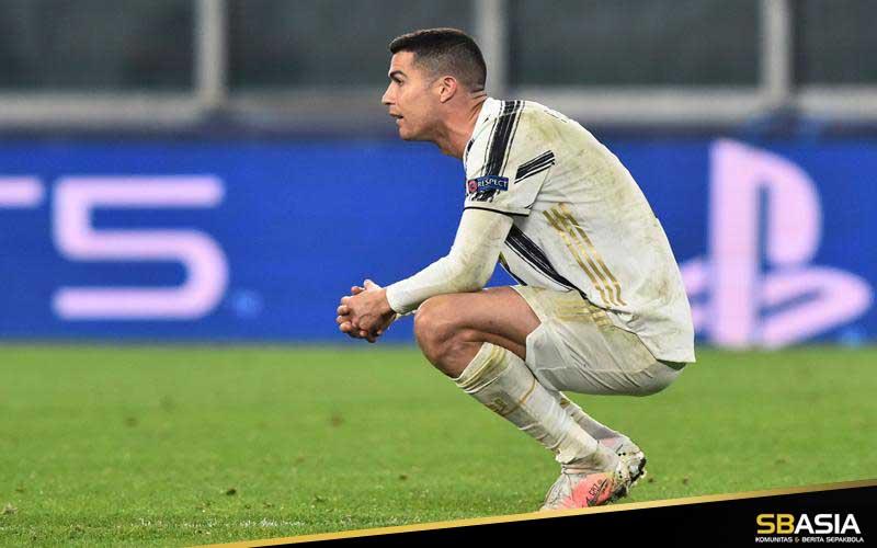 Salah Jika Terus Jadikan Ronaldo Kambing Hitam di Juventus